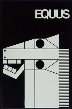 MoMA | The Collection | Gilbert Lesser. Equus. 1974