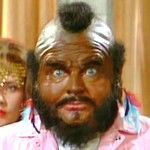 Benny as Mr. T in 'The B-Team'    I Loved Benny Hill!