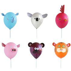 Awesome Air Head Balloon Kits!