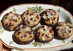 Almond Joy Pizzert Babies-serves 2 (makes 6 little ones)