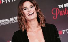 #StanaKatic at the 57th #MonteCarlo Television Festival-TV Series Party #Absentia #FTV17