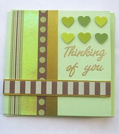 Thinking of you card £2.30