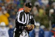 NFL umpire Carl Paganelli was among the officiating crew at the AFC Championship Game who approved the Patriots' footballs.