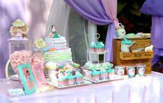 Mermaid Themed Birthday Party {Planning, Ideas, Decor, Idea, Cake}