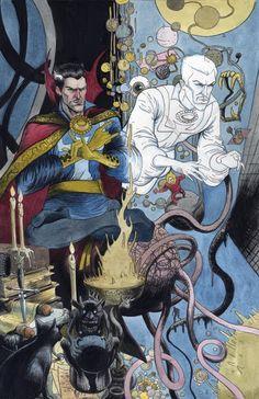 Doctor Strange - Farel Dalrymple