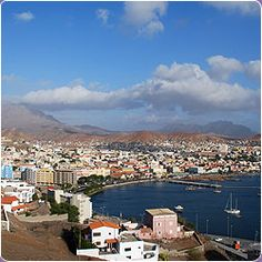 """Cape Verde (even though they filmed in Puerto Rico for """"The Island"""" episodes, Cape Verde is still beautiful)"""