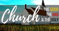 Ever have mixed feelings about church? Here's an honest... but encouraging perspective on it.