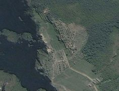 Earth Mysteries | Ten Mysterious Places on Google Earth - Historic Mysteries