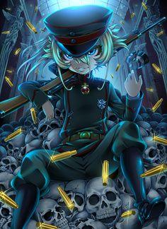 Saga of Tanya the Evil wallpaper - Yahoo 圖片搜尋結果 Fanarts Anime, Anime Characters, Manga Anime, Anime Art, Anime Comics, Kawaii Anime, Anime Girls, Guerra Anime, Tanya Degurechaff