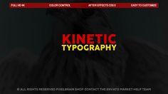 Kinetic Titles II