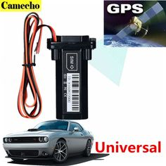 Waterproof GPS Tracker Vehicle Tracking Device Motorcycle Car Mini GPS GSM SMS locator with Real Time Tracking System Built-in  #Affiliate