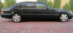 Mercedes W140, Benz S500, Mercedes S Class, Ali, Automobile, German, Steel, Luxury, Vehicles