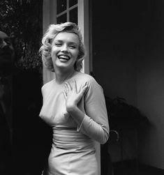 American actress Marilyn Munroe