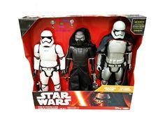 Star Wars The Force Awakens Chain of Command 3 Pack