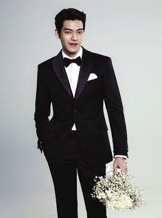 Kim Woo Bin for Sieg SS15