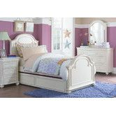 Found it at Wayfair - Charlotte Arched Panel Bedroom Collection