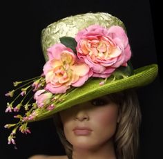 Ready to Wear and Custom Hats for Women and Men. Gena Conti Millinery designs hats that not only fit but complement any lifestyle. Kentucky Derby Race, Derby Attire, Blazers, Bridal Hat, Fancy Hats, Love Hat, Royal Ascot, Custom Hats, Derby Hats