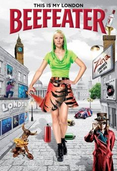 Beefeater Gin - London Distilled Dry Gin