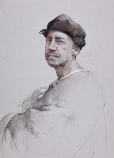 El dibujo actual en la Academia rusa. Nicolai Blokhin | El Dibujante 2.0