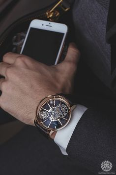 watchanish:  Now on WatchAnish.com - The Newest Tourbillons from BaselWorld 2015.