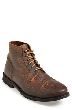 detailed look 0b1cc 2be7a J SHOES Albany 2 Cap Toe Boot (Men) J Shoes, Vintage