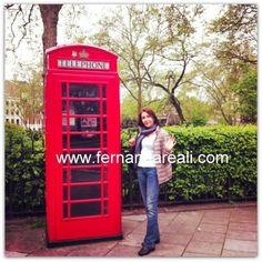 London, London - Venha para Londres comigo! - Fernanda Reali