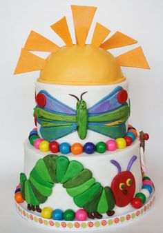 And Everything Sweet: Very Hungry Caterpillar