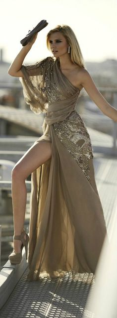 Evening Dress https://www.pinterest.com/buffygirl6/