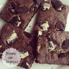 Brownie com Negresco | www.gordelicias.biz