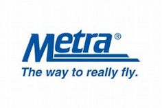 Metra  commuter rail line,  Chicago.