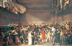1789 > en Francia, reinando Luis XVI, se convocan los Estados Generales