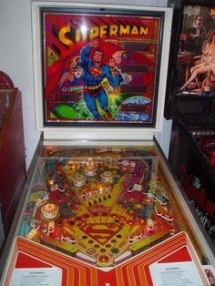 This would be so fun in my future game room!