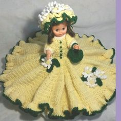 52 Best Dolls Images On Pinterest Doll Dresses Yarns And Baby