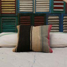 Bolivian Frazda Pillows   The Society inc. by Sibella Court