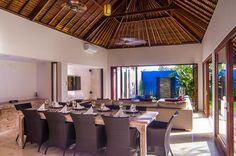 Villa Kirgeo Dining Area | Canggu, Bali