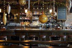 The Gage on South Michigan Avenue offers a contemporary American menu of Irish classics with a twist.  Chicago, IL