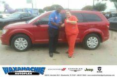 https://flic.kr/p/NGvzu3   Congratulations Stormi on your #Dodge #Journey from Willard Jordan at Waxahachie Dodge Chrysler Jeep!   deliverymaxx.com/DealerReviews.aspx?DealerCode=F068
