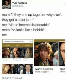 Martin is the Best John Watson