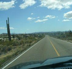 Carretera Transpeninsular, Baja, México