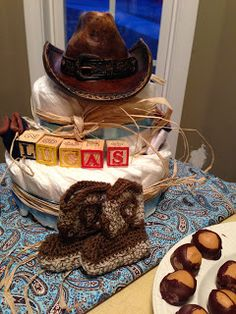 photogirli: Western Cowboy Themed Baby Shower