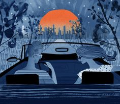 Blog - SAM KALDA: Illustration