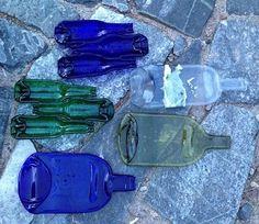 Artbreak: glass platters by PleasantPendants
