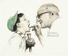 norman rockwell drawings - Pesquisa Google