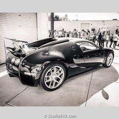 V8's are great.  But this W16 . . . . . #PhotoOfTheDay #Veyron #Bugatti #BW #Rims #BugattiVeyron #AutomotivePhotography #Black_Listed #Luxury #CarPhotography #CarStyle #CarLife #MillionairesClub #LuxuryLiving #LuxuryCars #SuperCars #W16 #TrackMonster #CarsAndCoffee #EttoreBugatti #Automotive #CollectorCars #ExoticCars #HyperCar #HorsePower #Aerodynamics #CarLove #MadWhips #CarDesign #BugattiClub