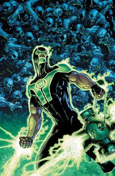 Green Lantern (Simon Baz) - DC Comics