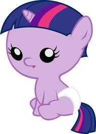 Baby Twilight Sparkle
