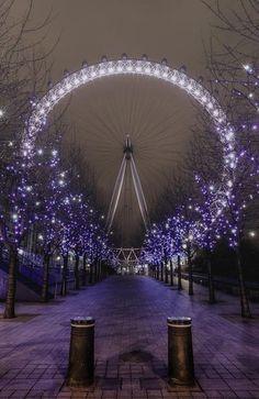 London Eye, U.K.