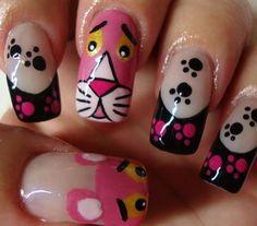18 Mejores Imágenes De Uñas Diseños Infantiles Cute Nails Kid