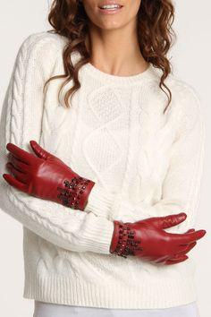 Cheyenne Leather Gloves <3
