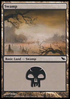 Swamp (4) ($.01) Price History from major stores - Shadowmoor - MTGPrice.com Values for Ebay, Amazon and hobby stores!
